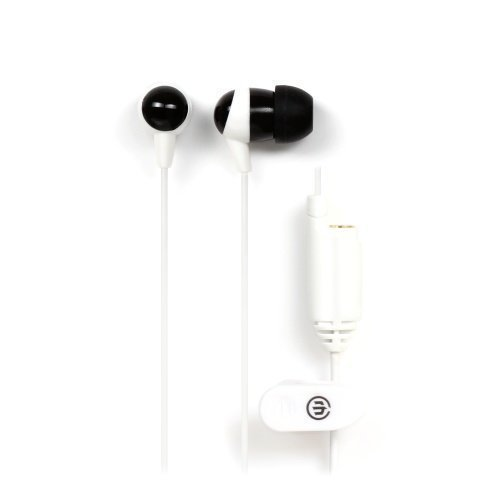 Wicked Audio Heist Black/White In-ear