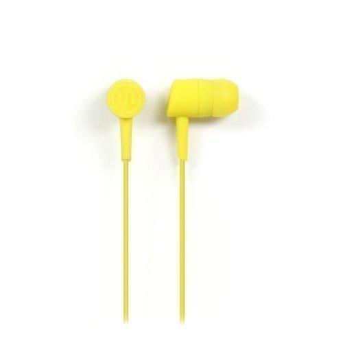Wicked Audio Mojo In-Ear Yellow