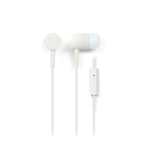 Wicked Audio Mojo In-Ear with Mic1 Light Grey