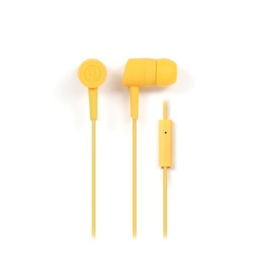 Wicked Audio Mojo In-Ear with Mic1 Orange
