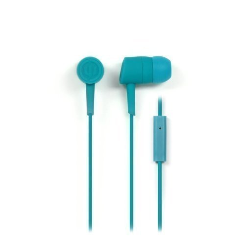 Wicked Audio Mojo In-Ear with Mic1 Teal