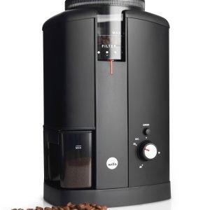 Wilfa Cgws-130b Svart Aroma Kahvimylly Musta