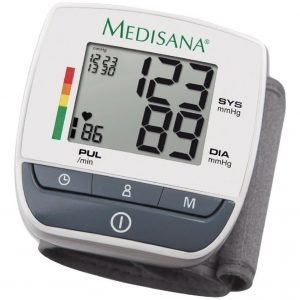 Wrist blood pressure monitor BW 310