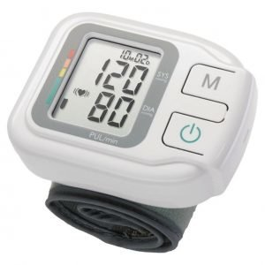 Wrist blood pressure monitor HGH