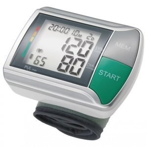 Wrist blood pressure monitor HGN