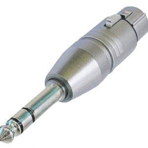 XLR NA3FP adapteri