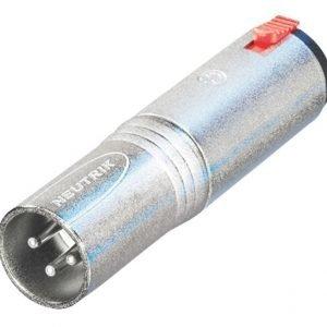 XLR NA3MJ adapteri