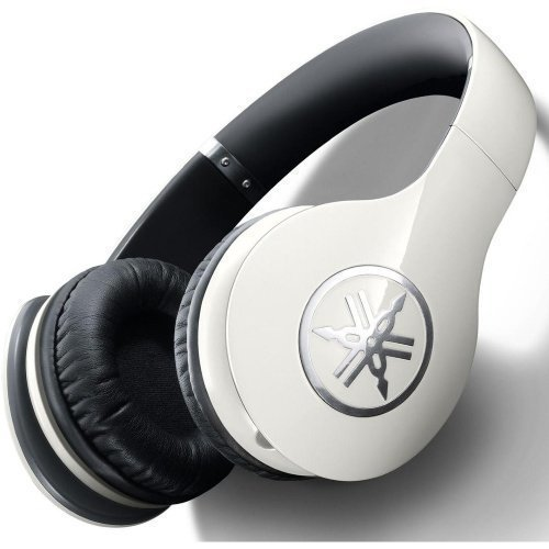 Yamaha HPH-PRO400 On-Ear with Mic3 for iPhone White