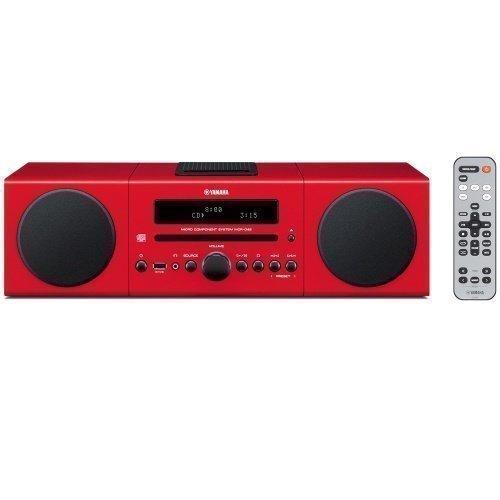 Yamaha MCR-042 Red