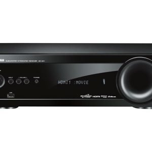 Yamaha YHT-S401 Black Blu-ray 3D