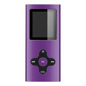 Yarvik FunKick Media Player 4GB Mid Purple