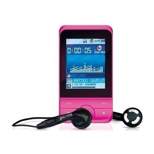 Yarvik Joy Media Player 4GB Pink