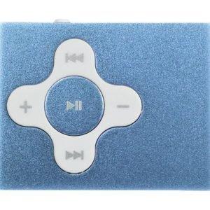 Yarvik Run MP3 Player 4GB Baby Blue