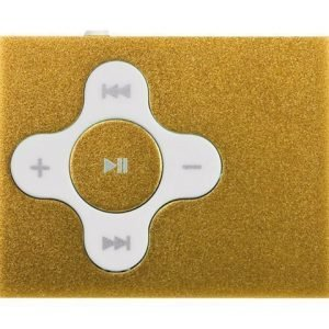 Yarvik Run MP3 Player 4GB Gold