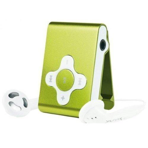 Yarvik Run MP3 Player 4GB Green