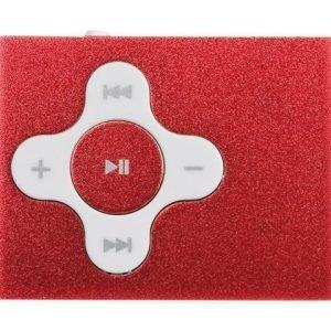 Yarvik Run MP3 Player 4GB Red