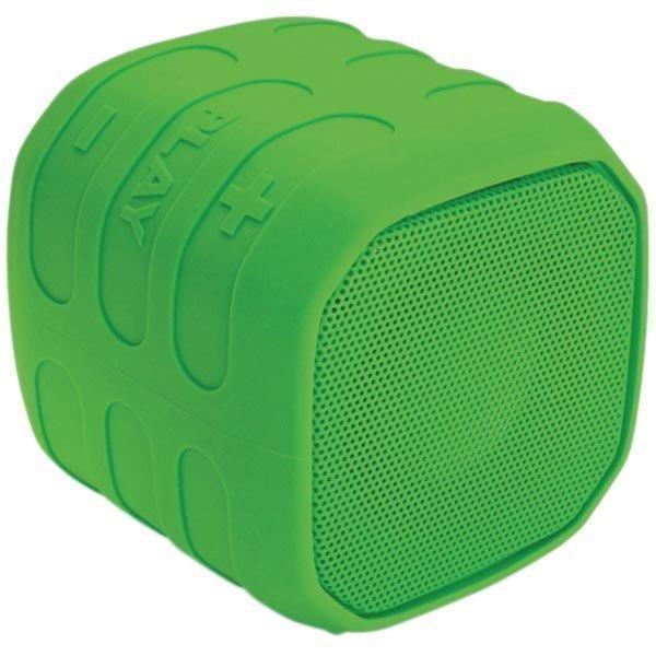 Ye!! BTS710 kaiuitin Bluetooth NFC sis.rak. akku. vihreä