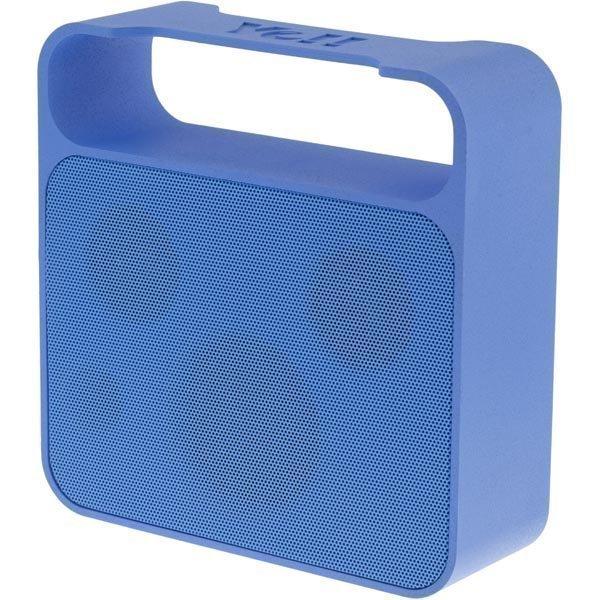 Ye!! BTS900 Bluetooth kaiutin NFC sisäänrak.akku. sininen