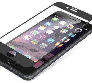 ZAGG Invisible SHIELD GLASS LUXE iPhone 6/6s Musta