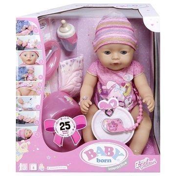 Zapf Baby Born Interaktiivinen Nukke