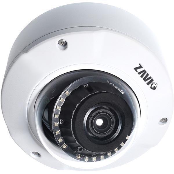 Zavio D8220 pan/tilt-kamera ulkokäyttöön Dome valk