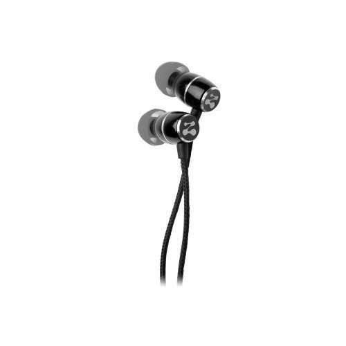 ZipBuds Fresh Black / Black In-ear