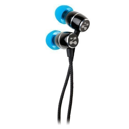 ZipBuds Fresh Black / Blue In-ear