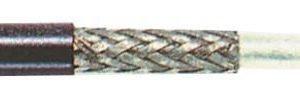 antennijohto 50 Ohm kelalla 100 m musta
