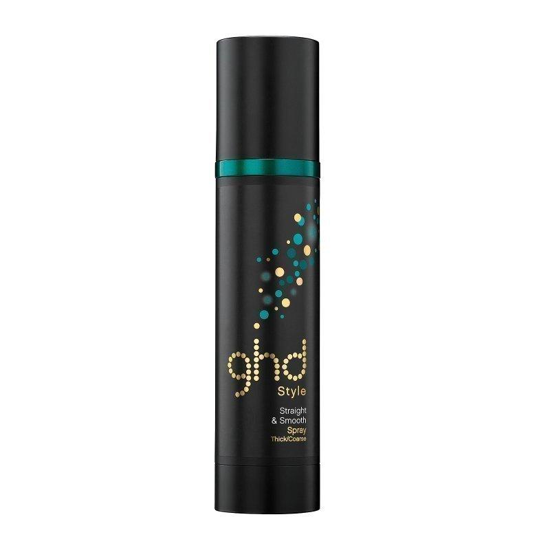 ghd Straight & Smooth Spray (paksuille/karkeille hiuksille)