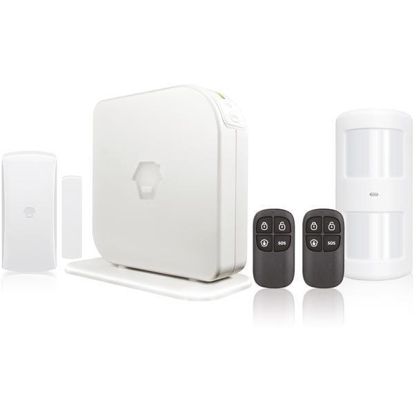 huango G3 - Starttipakkaus GSM langaton hälytyssarja iPhone & Androi