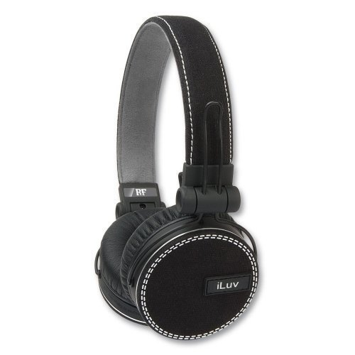 iLuv iHP635 BLK with Mic3 for iPhone Black