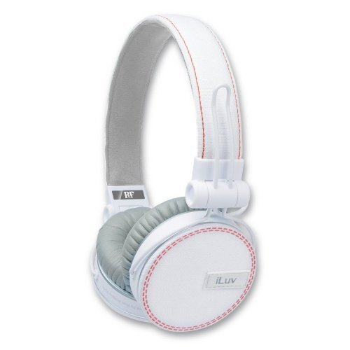 iLuv iHP635 WHT with Mic3 for iPhone White