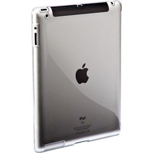 iPad Mini Läpinäkyvä suojakotelo