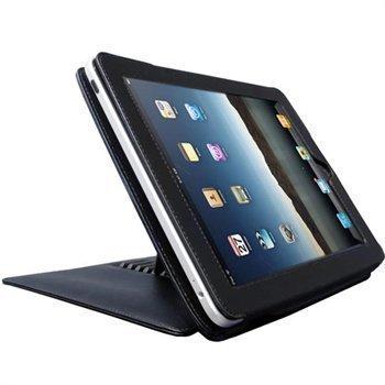 iPad iGadgitz Executive Nahkakotelo Musta