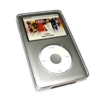 iPod Classic 6G iGadgitz Kovakantinen Suojakotelo Kristalli