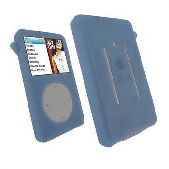 iPod Classic 80GB / 120GB / 160GB iGadgitz Silicone Case Blue