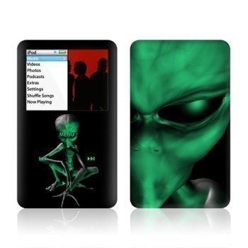 iPod Classic Abduction Skin