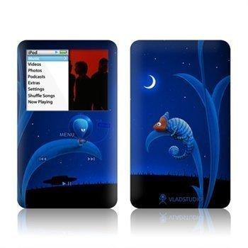iPod Classic Alien And Chameleon Skin