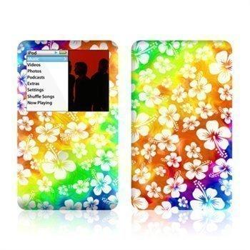 iPod Classic Aloha Swirl Skin