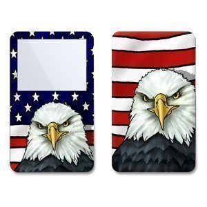 iPod Classic American Eagle Skin