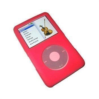 iPod Classic iGadgitz Silikonikotelo Pinkki