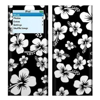 iPod Nano 2G Aloha Skin Black