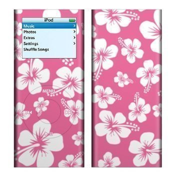 iPod Nano 2G Aloha Skin Pink