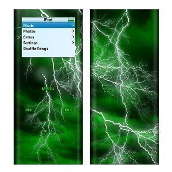 iPod Nano 2G Apocalypse Skin Green
