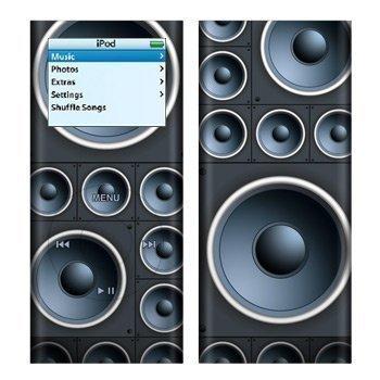 iPod Nano 2G Bass Is Good Skin