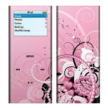 iPod Nano 2G Her Abstraction Skin