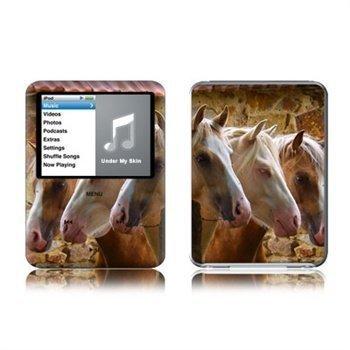 iPod Nano 3G 3 Amigos Skin
