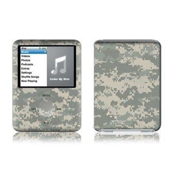 iPod Nano 3G ACU Camo Skin