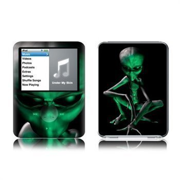iPod Nano 3G Abduction Skin