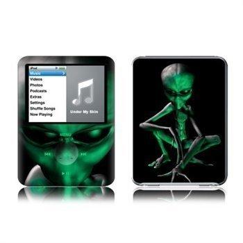 iPod Nano 3G Abduction Skin